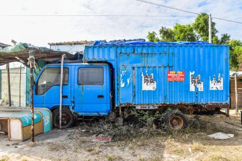 旧车辆回收