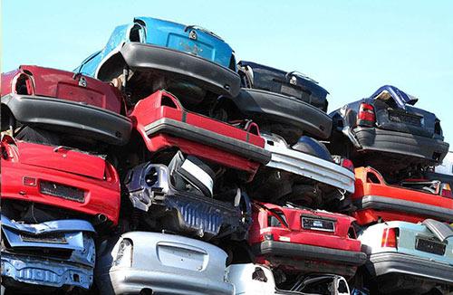 报废小轿车回收