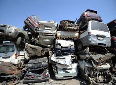 报废汽车拆解设备----气囊引爆器