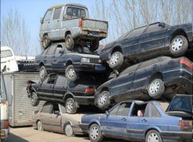 报废汽车拆解设备----汽车拆解翻转机