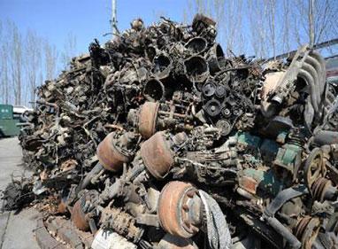 报废汽车拆解设备----汽车拆解举升机备